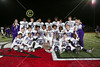 Final and Regional Champions - Huber Heights Wayne High School Warriors versus Pickerington High School Central Tigers  - O.H.S.A.A. Playoffs played at the Neutral Site of Bowlus Stadium, Home of London High School Red Raiders - Friday, November 18, 2016