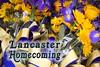 Homecoming at Lancaster High School - Pickerington High School Central Tigers at Lancaster High School Golden Gales - Friday, October 7, 2016