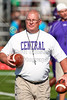 PreGame Warm-Ups - The First Scrimmage of the 2017 Season versus St. Charles Cardinals, Toledo Central Catholic Irish and Dublin Coffman Shamrocks - Tuesday, August 8, 2018