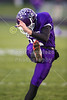 O.H.S.A.A. Playoffs - 1st Round -Pregame Warm-ups -  Northmont High School Thunderbolts at Pickerington High School Central Tigers - Friday, November 3, 2017
