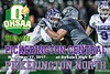 Ohio High School Athletic Association Playoff Quarter Finals - Pickerington High School Central Tigers versus Pickerington High School North Panthers - Game played at St. Francis DeSales High School - Friday, November 17, 2017
