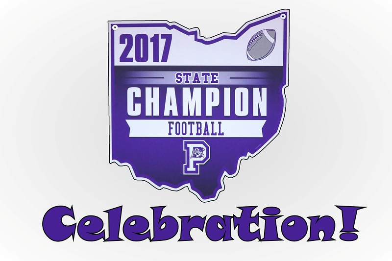 Championship Celebration - Wednesday, December 20, 2017