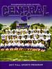 Official Game Program - Trotwood Madison High School Rams at Pickerington High School Central Tigers - Senior Night - Friday, September 8, 2017