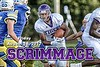 The Third and Final Pre-Season Scrimmage of the 2017 Season.  Olentangy High School Braves at Pickerington High School Central Tigers - Friday, August 18, 2017