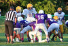 4th Quarter - Waggoner Middle School Raiders of Reynoldsburg at Ridge View Middle School Tigers of Pickerington Central - 8th Grade - Thursday, September 28, 2017