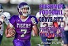 Freshmen Football - Grove City High School Greyhounds at Pickerington High School Central Tigers - Thursday, October 26, 2017