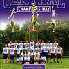 Official Game Program - Gahanna Lincoln High School Lions at Pickerington High School Central Tigers - Thursday, September 27, 2018