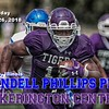 Wendell Phillips Academy High School Wildcats at Pickerington High School Central Tigers - National Television on ESPN - Sunday, August 26, 2018