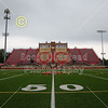 Memorial Stadium is located on the campus of Otterbein University and Home to the Otterbein Cardinals - Wendell Phillips Academy High School Wildcats at Pickerington High School Central Tigers - National Television on ESPN - Sunday, August 26, 2018