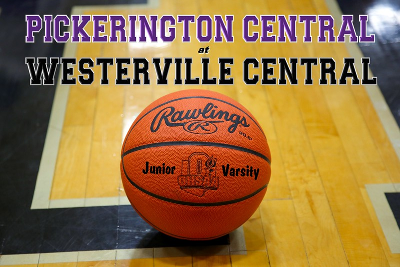 Junior Varsity - Pickerington High School Central Tigers at Westerville Central High School Warhawks - Tuesday, January 10, 2017