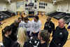 Team Captains - Pickerington High School Central Tigers at Westerville Central High School Warhawks - Tuesday, January 10, 2017