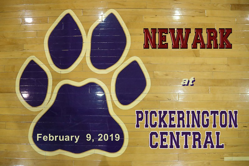 Newark High School Wildcats at Pickerington High School Central Tigers - Saturday, February 9, 2019