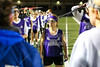 Team Captains and the Coin Toss - Pickerington High School Central Tigers at Bexley High School Lions - Thursday, March 9, 2017
