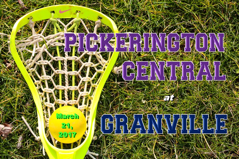 Pickerington High School Central at Granville High School Blue Aces - Tuesday, March 21, 2017