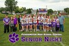Senior Night - The Class of 2017 - Westerville South High School Wildcats at Pickerington High School Central Tigers - Thursday, May 11, 2017