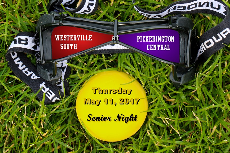 Westerville South High School Wildcats at Pickerington High School Central Tigers - Thursday, May 11, 2017