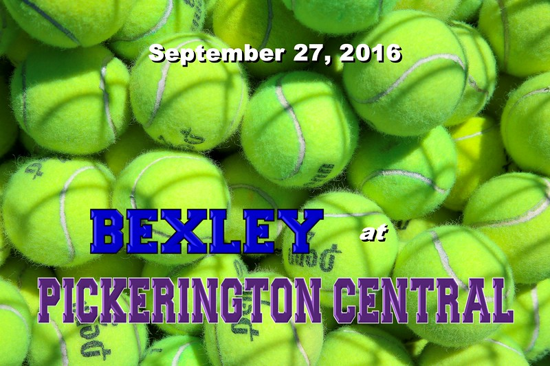 Bexley High School Lions at Pickerington High School Central Tigers - Tuesday, September 27, 2016
