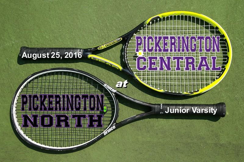 Junior Varsity - Pickerington High School North Panthers at Pickerington High School Central Tigers - Thursday, August 25, 2016