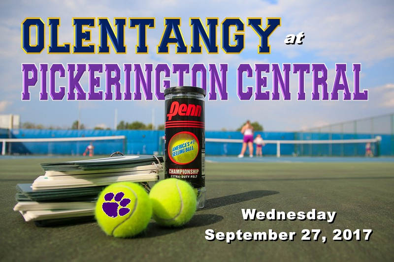 Olentangy High School Braves at Pickerington High School Central Tigers - Wednesday, September 27, 2017