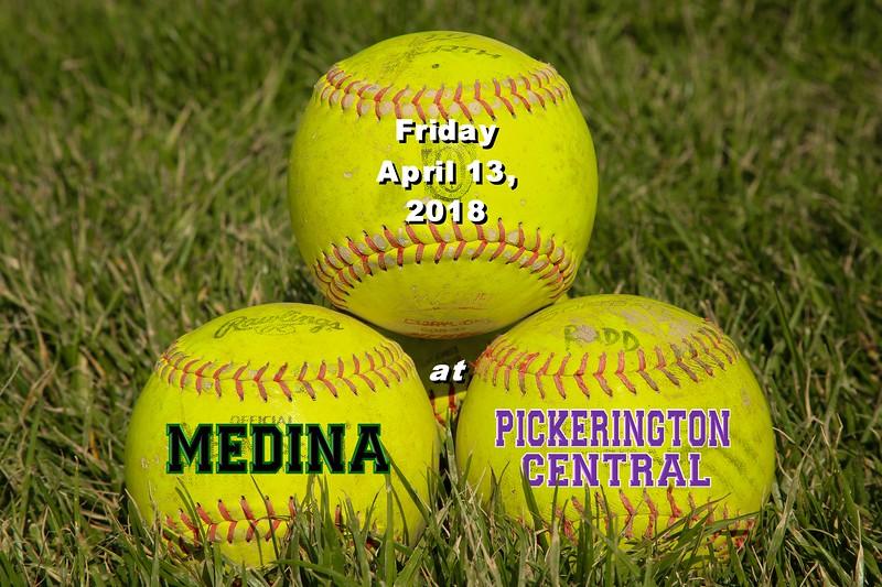 Medina High School Battling Bees at Pickerington High School Central Tigers - Friday, April 13, 2018