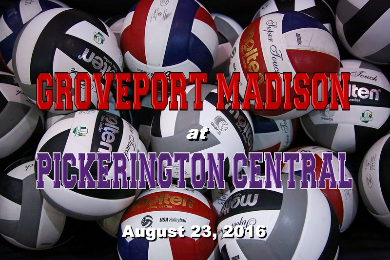 Groveport Madison High School Cruisers at Pickerington High School Central Tigers - Tuesday, August 23, 2016