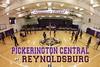 Pickerington High School Central Tigers at Reynoldsburg High School Raiders - Tuesday, September 13, 2016