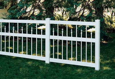 Clarendon Fence