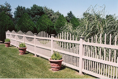 Grey Dalton Fence