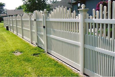 Almond Dawson Fence