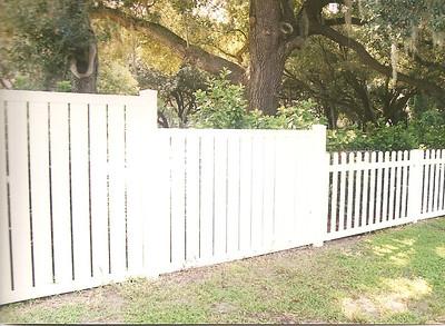Missouri and Caribbean Fence