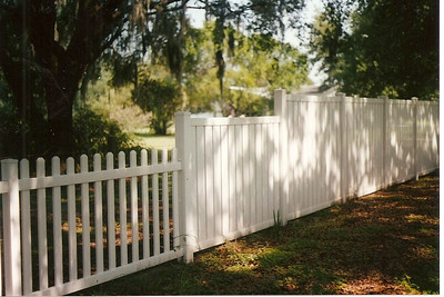 Missouri and Caribbean Fence