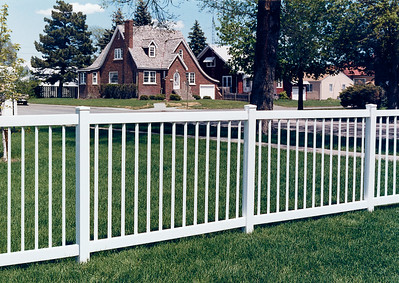 Pacific Diamond Fence