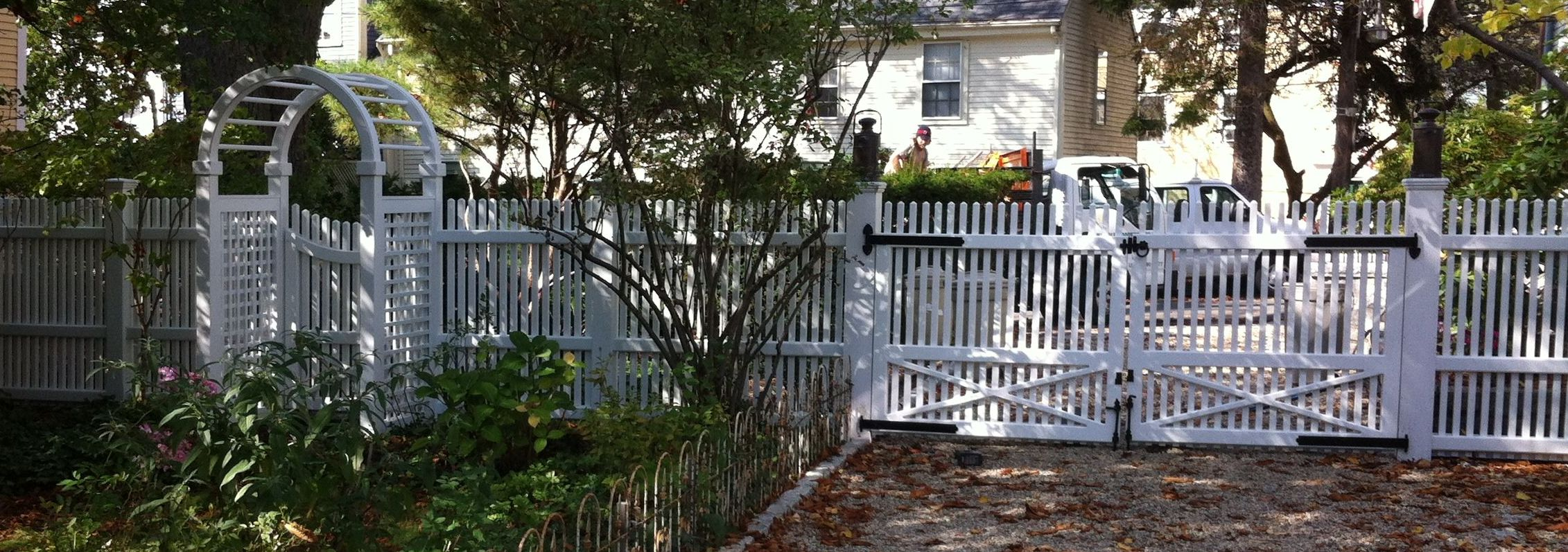 963 - 478144 - Marblehead MA - Chestnut Hill Picket Fence