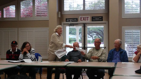 2016 Second Annual Pickleball Meeting