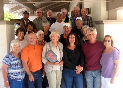 First Annual Pickleball Club meeting! April 1, 2015