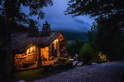 Fuente Dé village