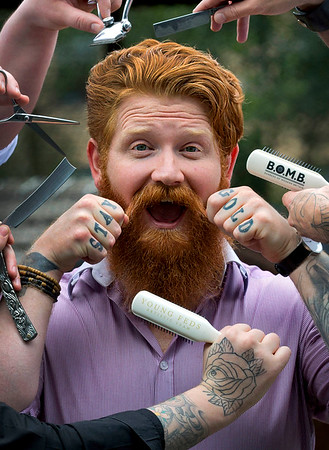 FREE PICS GREAT BRITISH BARBER BASH: BEARD & MOUSTACHE EVENT HEADS TO GLASGOW'S EAST END   Promising a 'buzzing event' from start to finish, the Great British Barber Bash heads to Glasgow on Sunday 26th July.   Staged at Drygate Craft Brewery in the city's East End, the event will attract the best barbers from across the country in a bid to showcase their flair for hair, moustaches and beards.  Set to become a key date in Scotland's barbering calendar, the event is geared to bring together this unique community for a day of inspiration, trend spotting and, of course, beard appreciation.