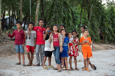 The Camera Club of Wat Leu Village