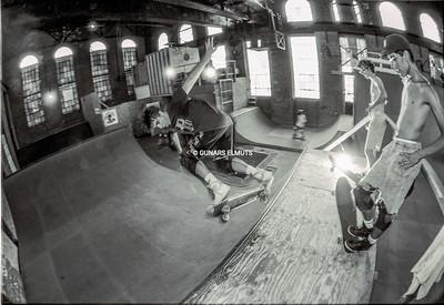 Gunars Skate Hut disaster