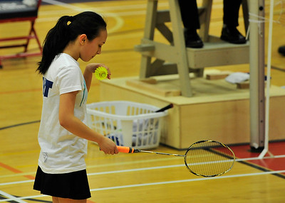 ©AWG2014-Mar-19-2014/Alaska-vs-Northwest Territories/Badminton/Photo by Ashley Nicole Taylor