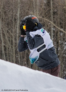 March 19 2014 ~ Snowboarding