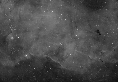 (Rim of) IC1396 in Cepheus