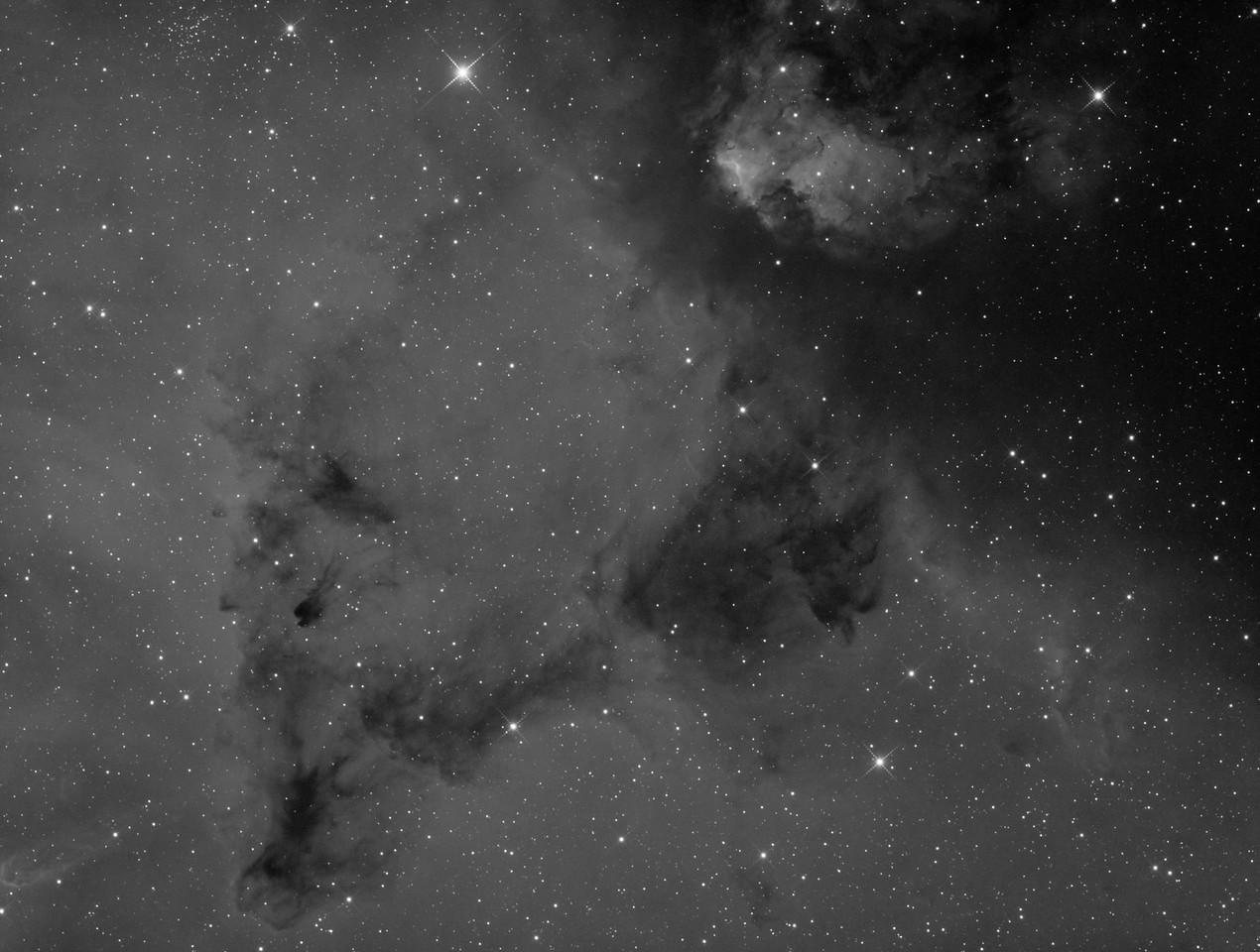 Barnard 39 in Monoceros