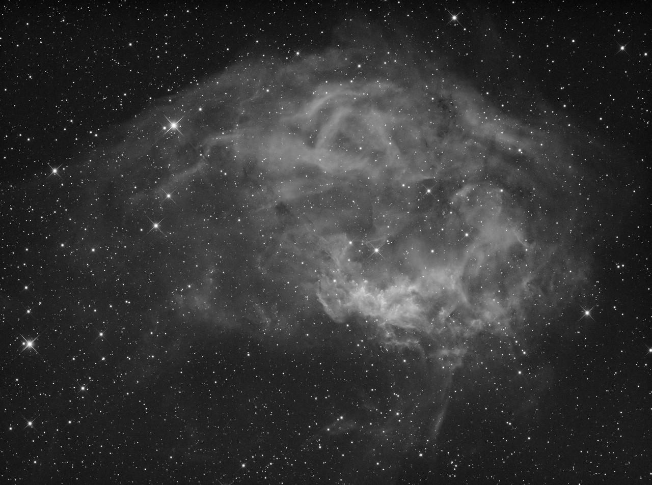 Sh2-261 Lower's Nebula in Orion