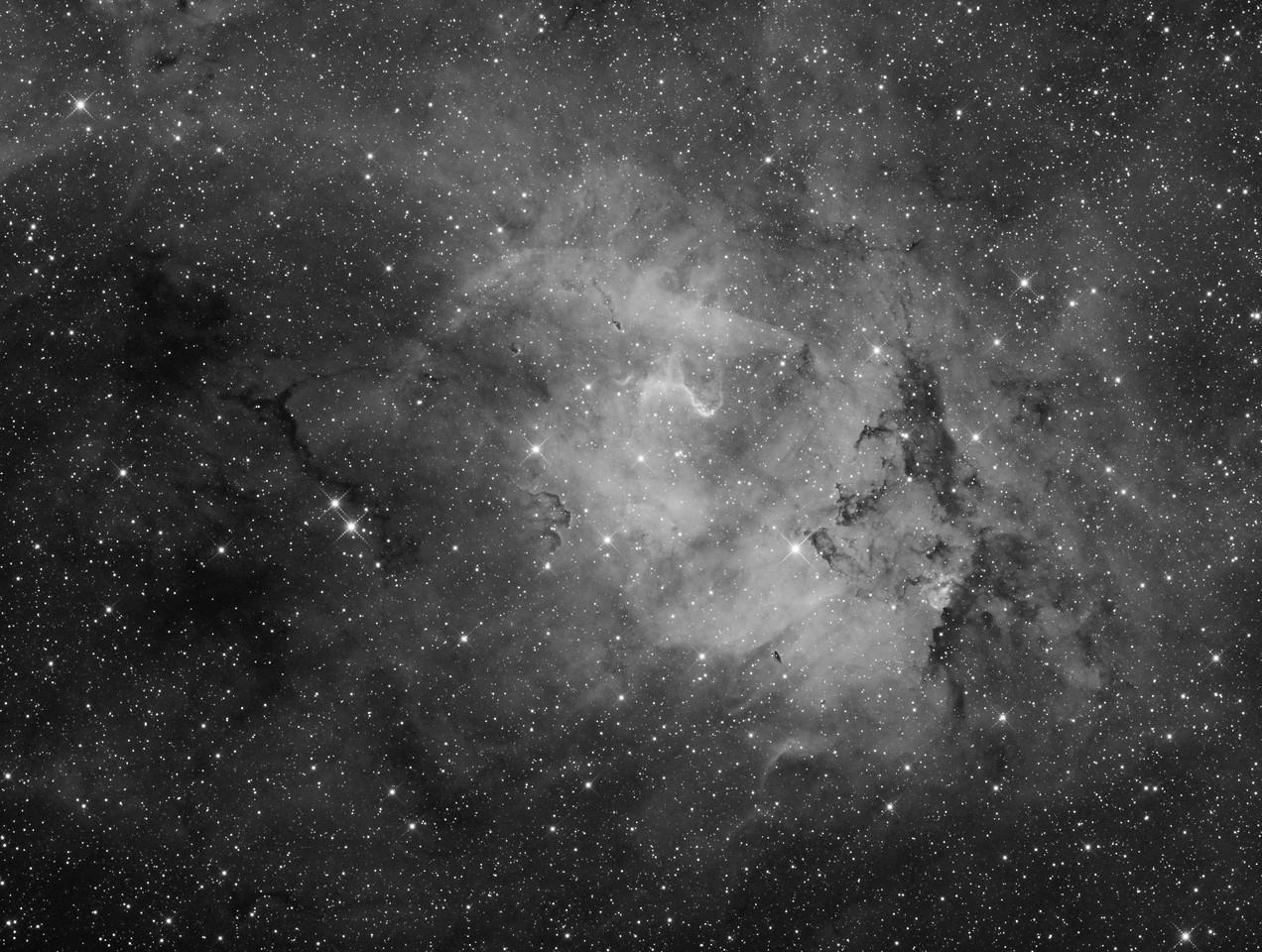 Sh2-132 in Cepheus