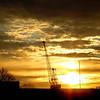 20120223 Crane Silhouette
