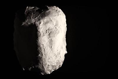 20130129 Plaster Face