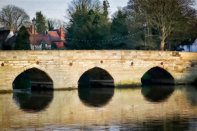 20130122 Clopton Bridge