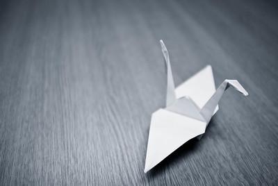 20130125 Paper Crane