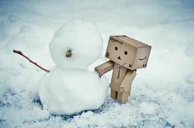 20130118 Snowman